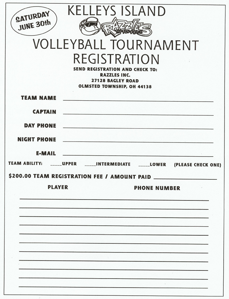 volleyball sign up sheet koni polycode co